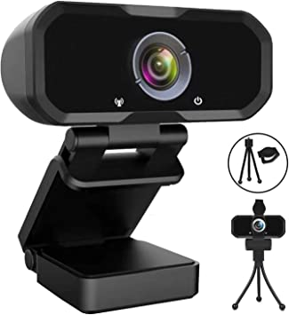 DHL Delievery, Black YOUPECK Computer Webcam HD PC Desktop Camera with Absorption Microphone MIC for Skype for Android TV Rotatable Computer Camera USB Laptop Web Cam 480P