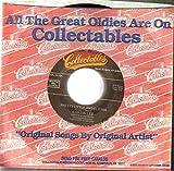 pretty little angel eyes / under the moon of love 45 rpm single