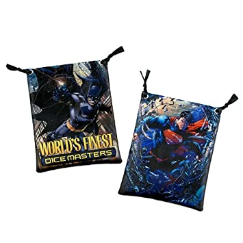 DICE MASTERS DC - SUPERMAN/BATMAN BOLSA DADOS: Amazon.es ...