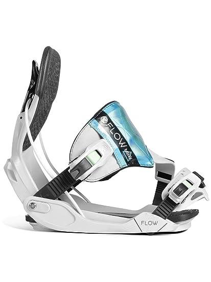 02626381f848 Amazon.com   Flow Minx Hybrid Snowboard Bindings 2018 - Women s ...