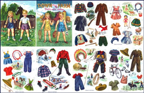 Down  (Down On The Farm Costumes)