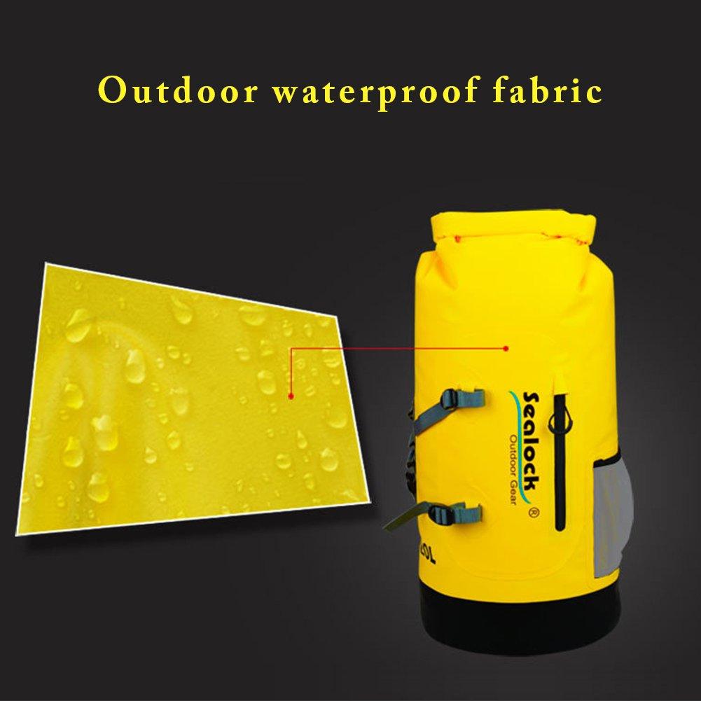Outdoor Waterproof Bag Mountaineering Rafting Outdoor Leisure Shoulder Sports Backpack