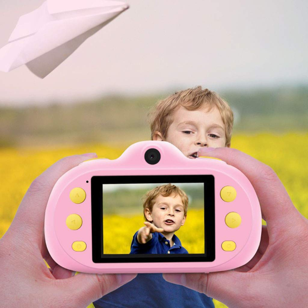 Poniu Kids Camera 8.0mp Rechargeable Children Shockproof Digital Photography Camcorders New Gifts by Poniu (Image #3)