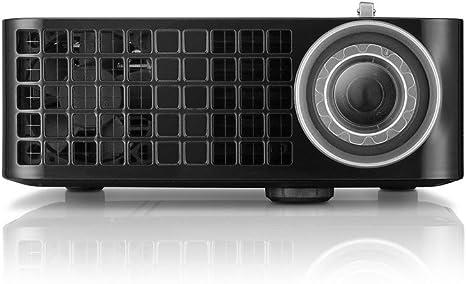 1280 x 800 Mini Beamer Dell M110 DLP 10000:1 Kontrast, 300 ANSI-Lumen, WXGA