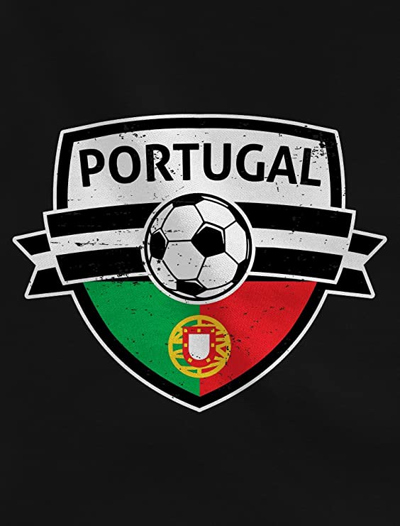 Amazon Tstars Portugal Soccerfootball Team Fans Women Football