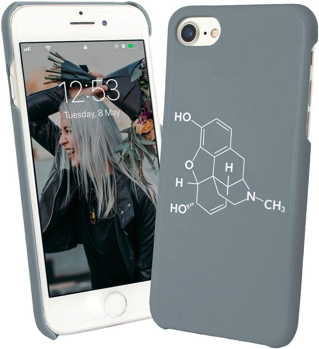 LumaCases Opium Chemical Formula Chemistry Drugs Science_000760 Case For Compatible with iPhone XR Carcasa De Telefono Estuche Protector Cover Bumper Shell Protective Protection: Amazon.es: Electrónica