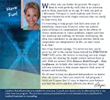 Stretch In Time DVD - BALANCE: Build Strength - Gain Confidence in 5 Simple Stretches to Help Improve Your Natural Sense of Balance.