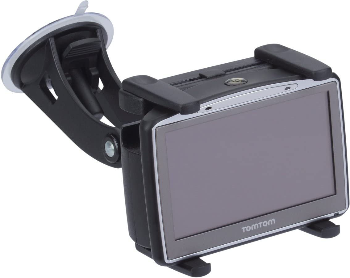 HR-iMotion Universal compacto soporte de navegación GPS (360 grados, sin vibraciones) para camiones/Truck/coche