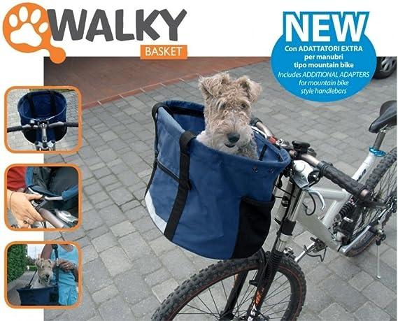 Camon Walky Basket - Papelera Cesta Portador De La Bici De Nylon ...