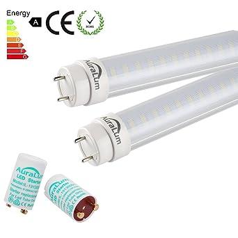 Wundervoll 2er Auralum 90CM Leuchtstofflampe G13 T8 12W Ersetzt 110 Watt LED  YL36