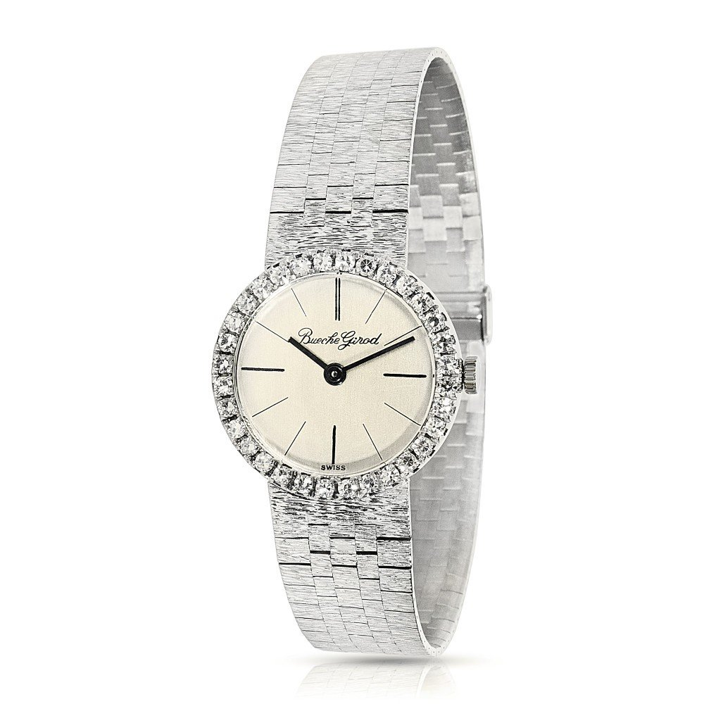 Bueche Girod Classic mechanical-hand-wind womens Watch WG6704 (Certified Pre-owned)