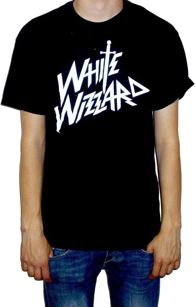 White Futbolines - Logo - Camiseta negro 56: Amazon.es: Ropa y ...