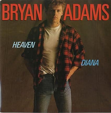 دانلود  آهنگ Heaven از Bryan Adams به همراه متن و ترجمه آهنگ