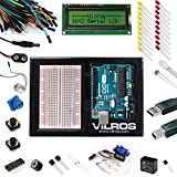Arduino Arduino Uno Ultimate Starter Kit + LCD Module -- Includes 72 page