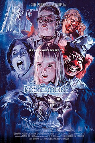 (Posters USA Poltergeist GLOSSY FINISH Movie Poster - FIL933 (24