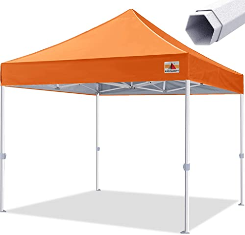 Premium Pop Up Canopy Tent 10×10 Commercial Instant Shelter