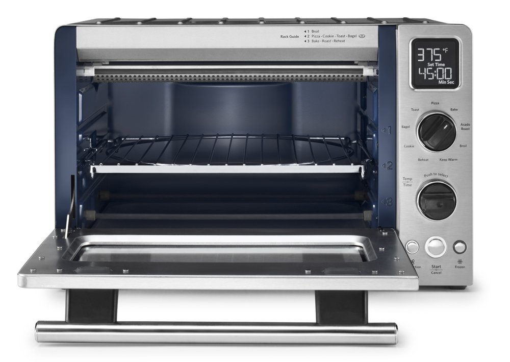 Whirlpool Canada KitchenAid Unisex KCO273SS 12 Inch Convection Countertop  Oven Stainless Steel Toaster/Oven: Amazon.ca: Home U0026 Kitchen
