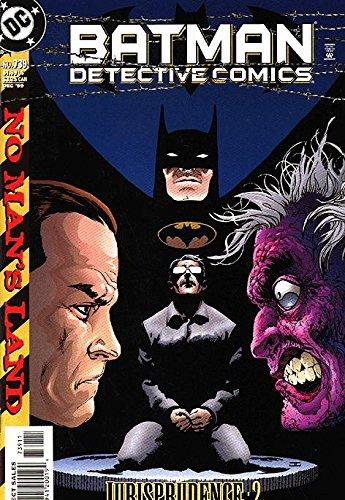 Detective Comics (1937 series) #739