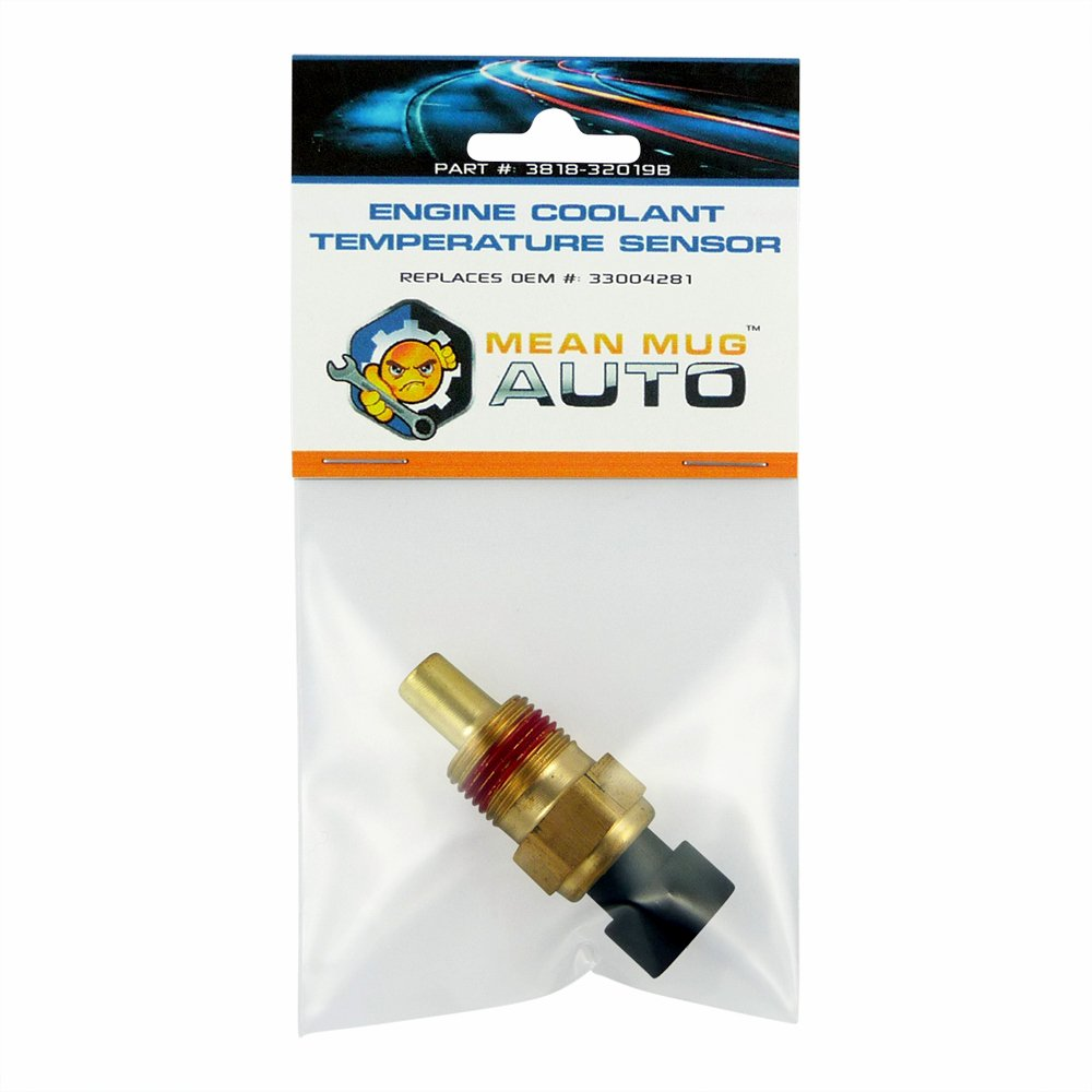 Mean Mug Auto 3818 32019b Engine Coolant Temperature Sensor For Plymouth Chrysler Dodge Jeep Mitsubishi Replaces
