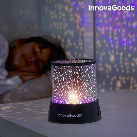 InnovaGoods Proyector LED de Estrellas: Amazon.es: Iluminación