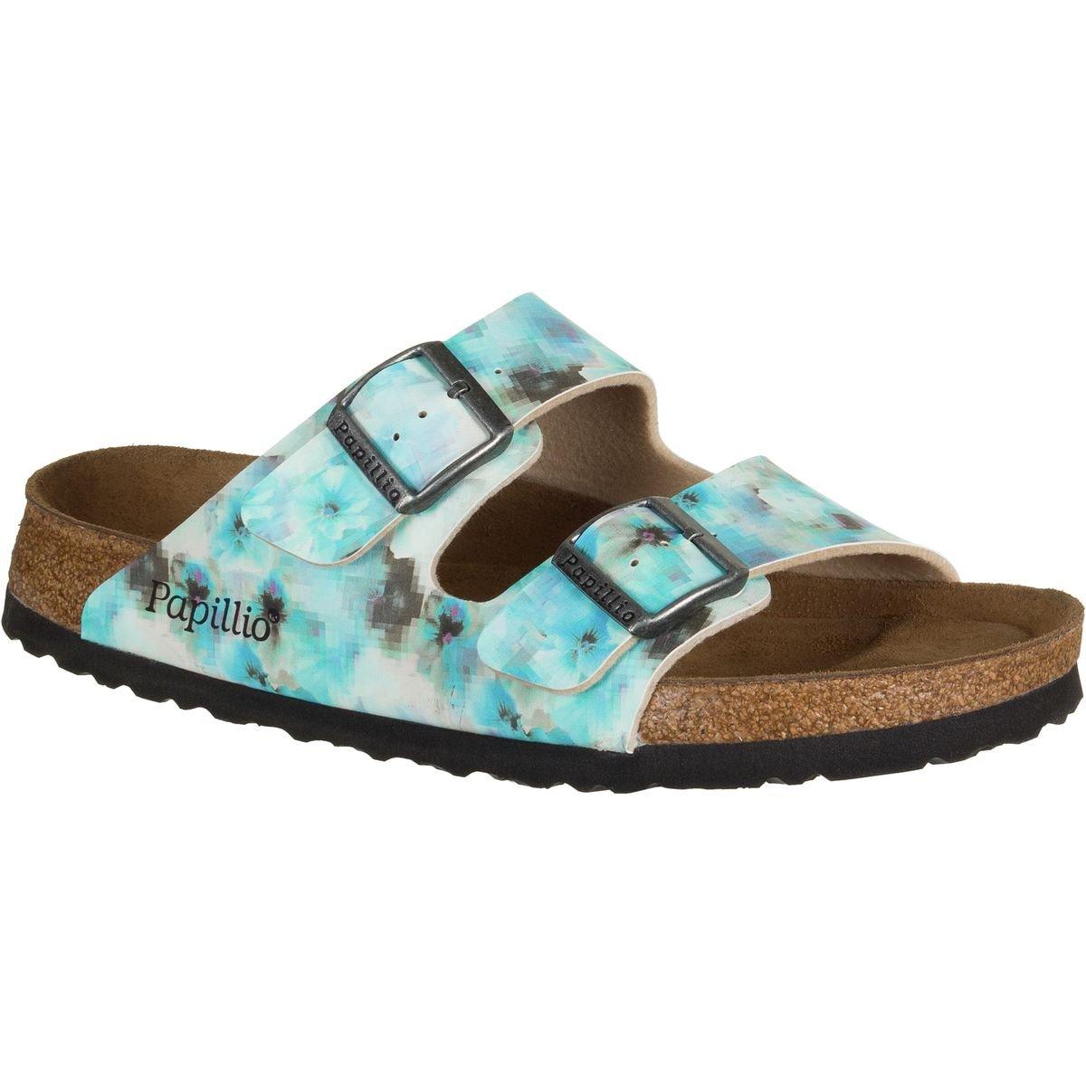 7fd311156b3b3 Birkenstock Unisex Arizona Pixel Blue Birko-flor Sandals - 11-11.5 2A(N) US  Women/9-9.5 D(M) US Men