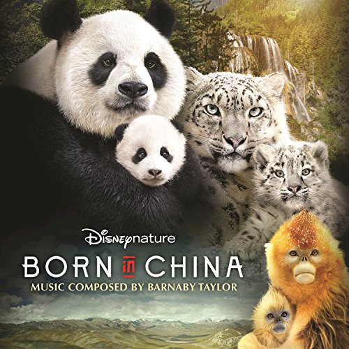 Original Chino - Born in China (Original Motion Picture Soundtrack)