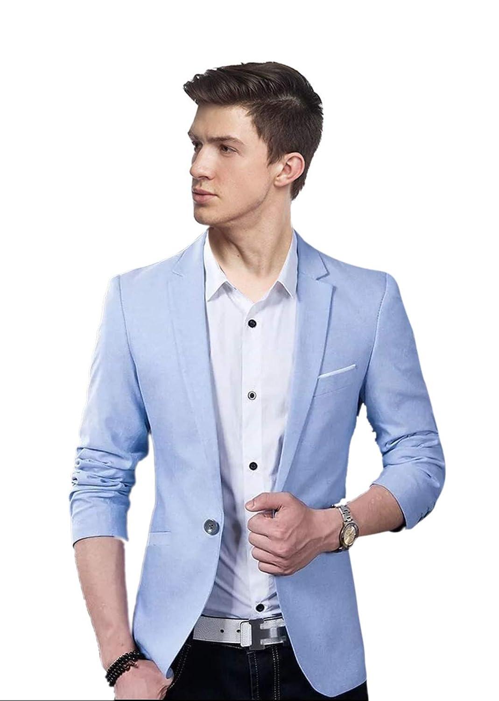 e6f50c33c2f Creative concepts Men s Slim fit Party wear Blazer  Amazon.in  Clothing    Accessories