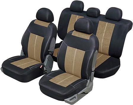 Beifahrersitz In diesem Angebot GRAU 2EX EJP Ma/ßgefertigte Vordersitzbez/üge f/ür T-ROC ab 2017 Design ROYAL Fahrersitz