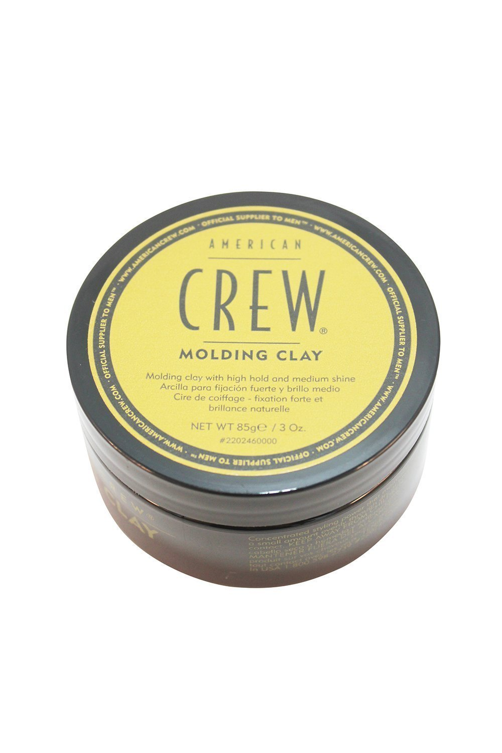American Crew Molding Clay 3oz (Pack of 2)