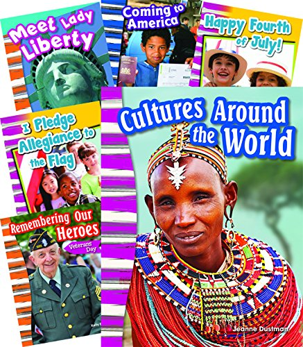 This Is My Country 12-Book Set (Social Studies Readers) by Shell Education
