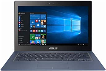 ASUS ZenBook UX301LA-X1ZB2 I7 5500U 8GB 256GB SSD 13.3'' Azul 6M GTA Reacondicionado (Certified Refurbished)