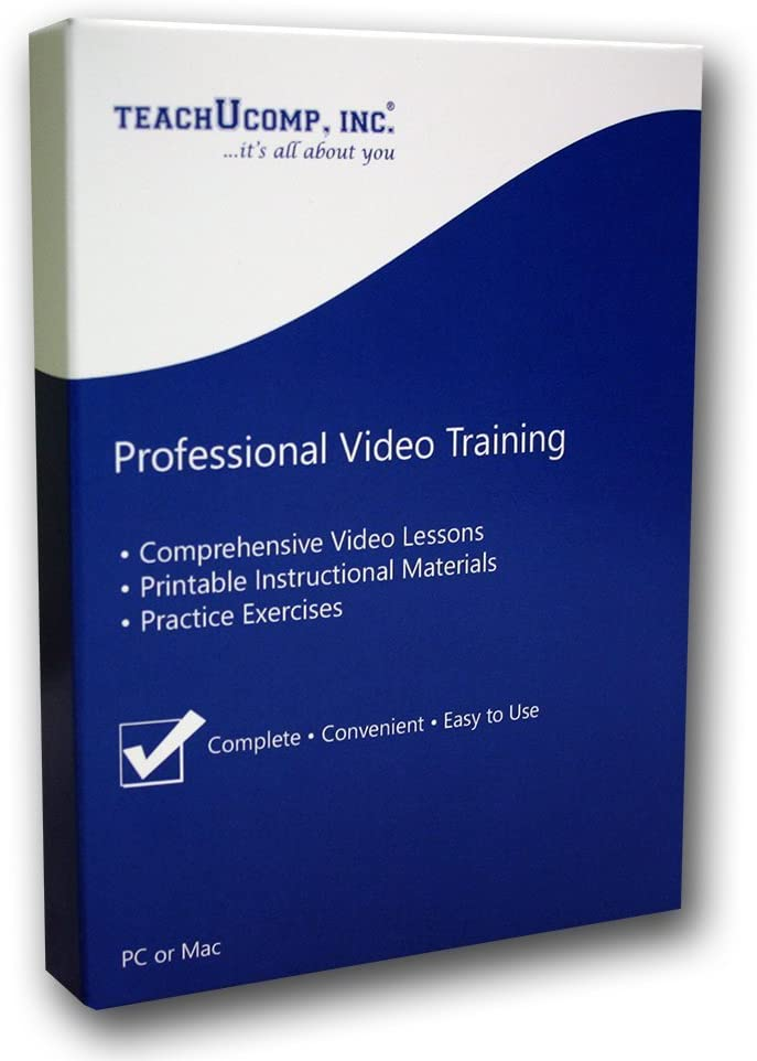 Microsoft Office 2016 and QuickBooks 2017 for Lawyers Training - Video Tutorials for Access, Excel, OneNote, Outlook, PowerPoint, Publisher, Word, and QuickBooks. ONLINE Course Key Card