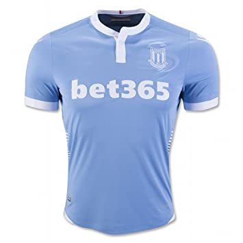 2016 2017 Stoke City FC Camiseta de DIY nombre y número de fútbol Fútbol Jersey de
