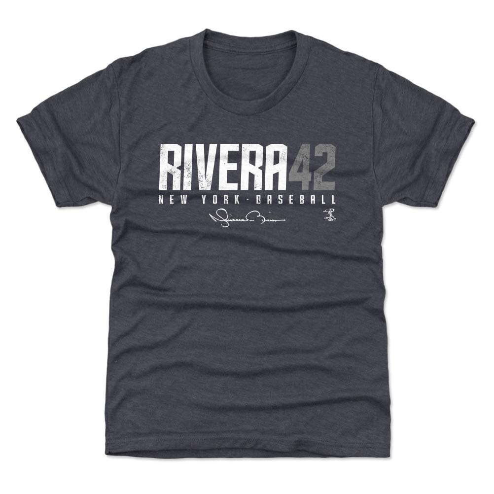 Mariano Rivera New York Baseball Shirt - Mariano Rivera Elite