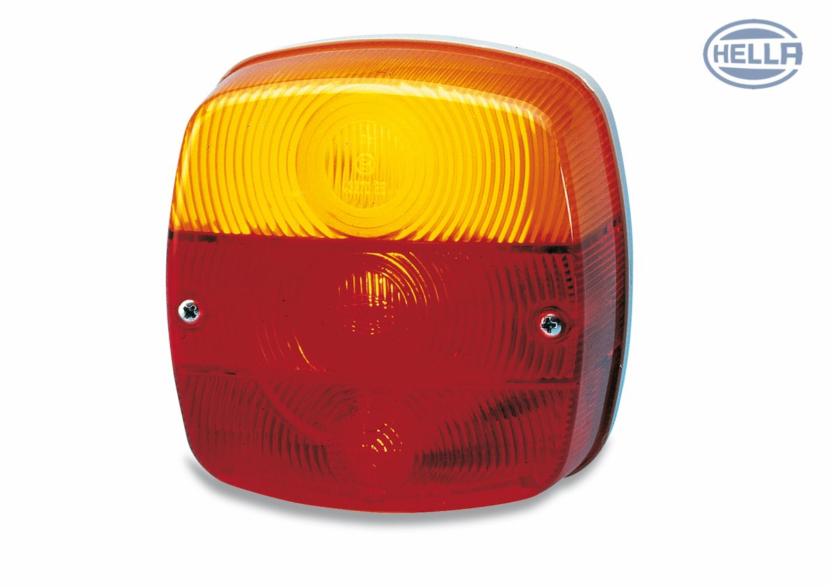 Left with lamp base Right HELLA 2SE 002 578-701 Combination Rearlight