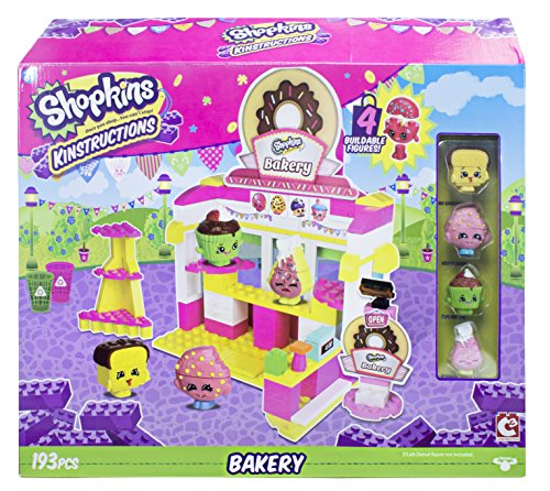 Shopkins Kinstructions Scene Pack- Bakery