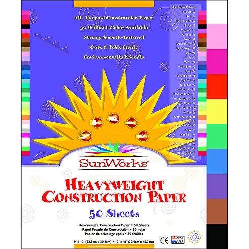 Pacon SunWorks Construction Paper