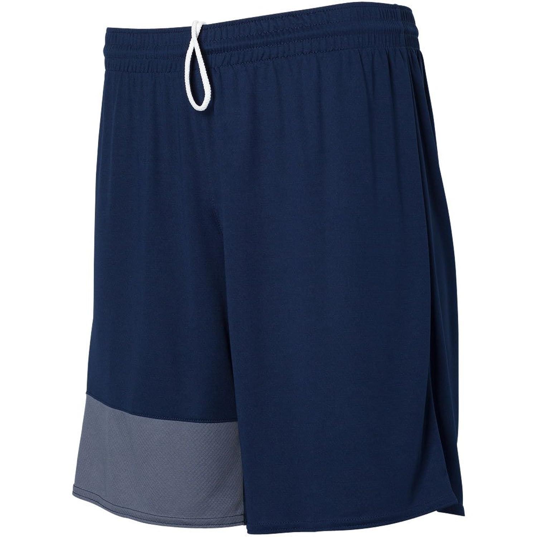 AdidasメンズチームSpirit Pack Practice Shorts B00XFGYQFQNavy/Onix Medium