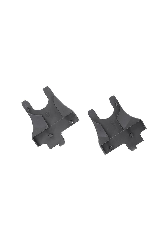 Mutsy Traveller Carseat Adapter for 0-9 Months (Black) DIVTRAVEL