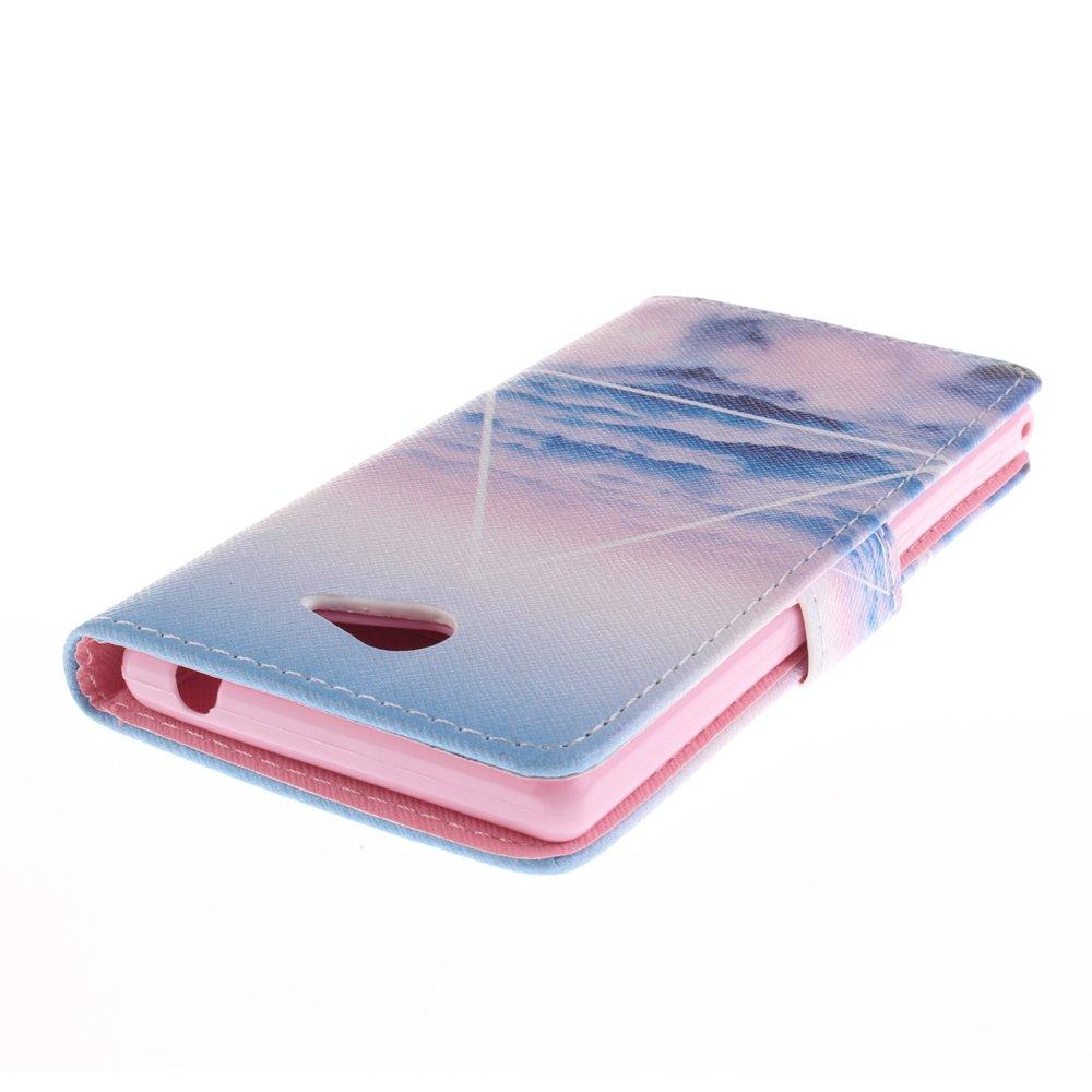 Amazon.com: Traitonline PU Leather Case for Sony Xperia M2 ...