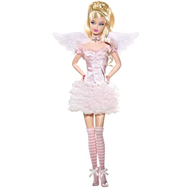 Barbie Happy Birthday, Angel Doll: Toys & Games