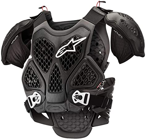 Alpinestars Bionic Chest Protector Red