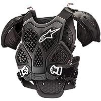 Alpinestars Protector De Pecho Mx Bionic Negro-Gris (Xs/S