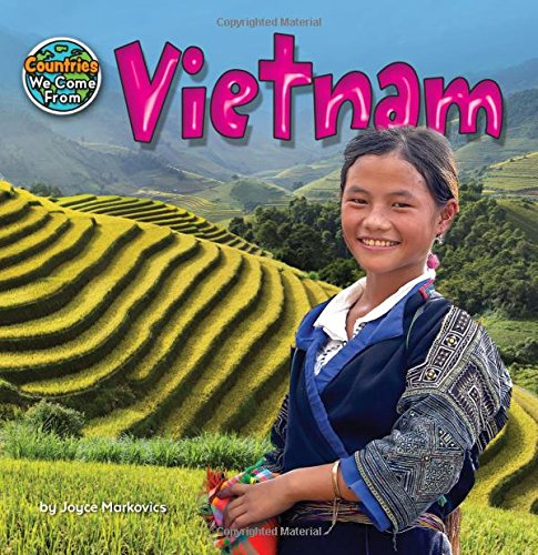 Vietnam (Countries We Come from) by Bearport Pub Co Inc
