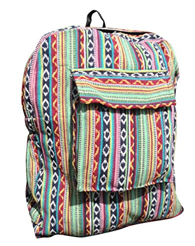Harrington Marley, Borsa a zainetto donna Multicolore