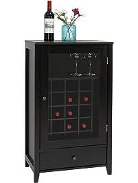 Peach Tree Sideboard Cabinet Wine ...