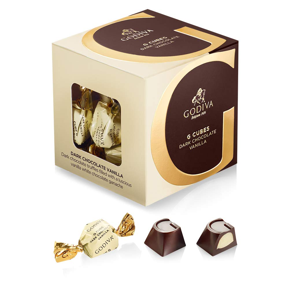 Godiva Chocolatier Wrapped Dark Chocolate Truffles Great As A Gift