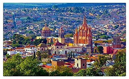 Casas de México, San Miguel de Allende las ciudades Tourist ...