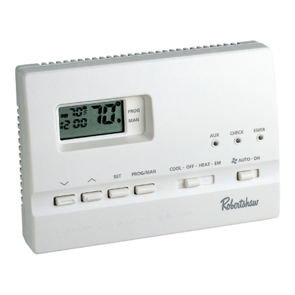 diversitech 675 9620 thermostat robert shaw programmable rh amazon com robertshaw digital thermostat manual robertshaw programmable thermostat instructions