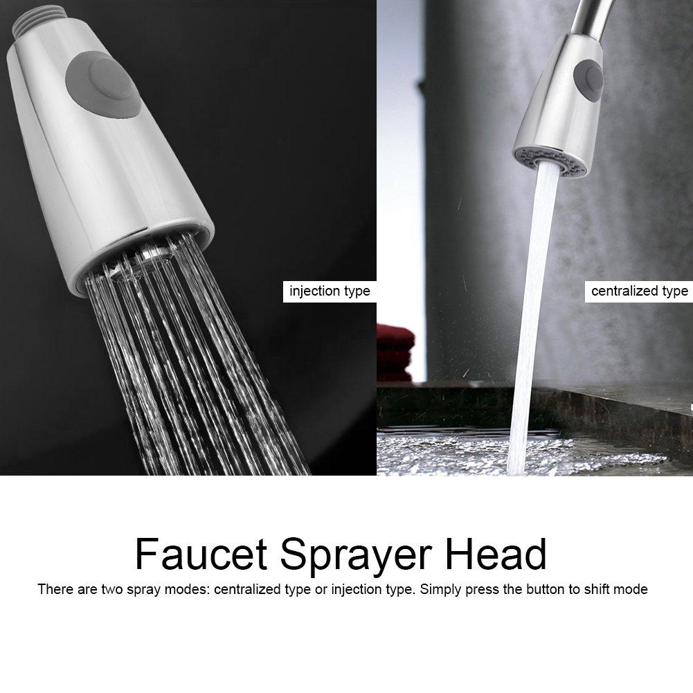 Küche Spüle Wasserhahn Kopf Pull Out Spray Head, Herausziehen ...